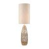 This item: Husk Natural One-Light Floor Lamp