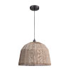 This item: Reaver Natural One-Light Pendant