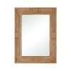 This item: Cabana Natural 30-Inch Wall Mirror
