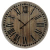 This item: Linden Brown  Clock