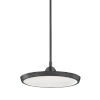 This item: Draper Old Bronze One-Light LED Mini Pendant with Alabaster Shade