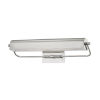 This item: Bowery Polished Nickel Two-Light Picture Light