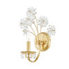 This item: Beaumont Aged Brass One-Light Wall Sconce