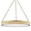 This item: Lynden Aged Brass Eight-Light Chandelier