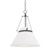 This item: Clemens Old Bronze One-Light Pendant