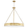 This item: Middlebury Aged Brass Eight-Light Chandelier with Opal Glass