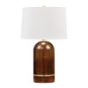 This item: Albertson Aged Brass One-Light Accent Table Lamp