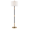 This item: Bowery Aged Old Bronze One-Light Floor Lamp