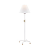 This item: Classic No.1 White One-Light Table Lamp