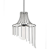 This item: Kylie Polished Nickel 1-Light 16-Inch Pendant