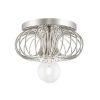 This item: Serena Polished Nickel One-Light Bath Vanity