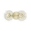 This item: Serena Polished Brass Two-Light Bath Vanity