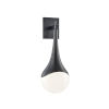This item: Ariana Old Bronze One-Light Wall Sconce
