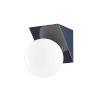This item: Aspyn Navy One-Light Bath Vanity