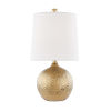 This item: Heather Gold One-Light Table Lamp