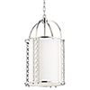 This item: Infinity Polished Nickel 4-Light 14-Inch Pendant