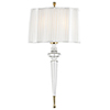 This item: Tipton Aged Brass 2-Light 12-Inch Wall Sconce