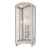 This item: Millbrook Polished Nickel Wall Sconce