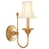 This item: Yorktown Aged Brass One-Light Wall Sconce