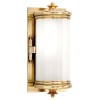 This item: Bristol Aged Brass One-Light Bath Fixture