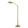 This item: Girard Vintage Brass Floor Lamp
