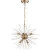 This item: Cirrus Brass Six-Light Chandelier