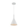 This item: Lightcap Matte White 13-Inch One-Light Pendant
