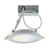 This item: Starfish White 10W LED Direct Wire Downlight