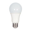 This item: SATCO Frosted White LED A19 Medium 15 Watt Type A Bulb with 3000K 1600 Lumens 80 CRI and 220 Degrees Beam