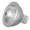This item: SATCO LED MR16 GU5.3 8 Watt MR LED Bulb with 4000K 490 Lumens 90+ CRI and 40 Degrees Beam 12 Volt