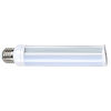 This item: SATCO Frosted White LED PL Medium 8 Watt LED CFL Replacements Pin Based Bulb with 5000K 725 Lumens 83 CRI and 120 Degrees Beam
