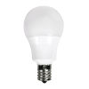 This item: SATCO Frosted White LED A15 Intermediate 5.5 Watt Type A Bulb with 2700K 450 Lumens 80 CRI and 230 Degrees Beam