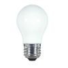 This item: SATCO Coated White LED A15 Medium 1.4 Watt Type A Bulb with 2700K 45 Lumens 80 CRI and 360 Degrees Beam