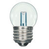 This item: SATCO Clear LED S11 Medium 1.2 Watt Sign and Indicator Bulb with 2700K 32 Lumens 80 CRI and 360 Degrees Beam