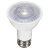 This item: SATCO LED PAR16 Medium 6.5 Watt PAR LED Bulb with 5000K 500 Lumens 80 CRI and 40 Degrees Beam