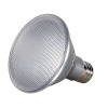 This item: SATCO Clear LED PAR30SN Medium 13 Watt PAR LED Bulb with 3500K 1000 Lumens 80 CRI and 25 Degrees Beam