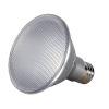 This item: SATCO Clear LED PAR30SN Medium 13 Watt PAR LED Bulb with 3500K 1000 Lumens 80 CRI and 60 Degrees Beam