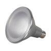 This item: SATCO Clear LED PAR38 Medium 15 Watt PAR LED Bulb with 2700K 1200 Lumens 80 CRI and 25 Degrees Beam