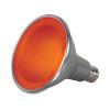 This item: SATCO Amber LED PAR38 Medium 15 Watt PAR LED Bulb with K Lumens CRI and 40 Degrees Beam