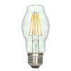 This item: SATCO Clear LED BT15 Medium 4.5 Watt LED Filament Bulb with 2700K 450 Lumens 80 CRI and 360 Degrees Beam