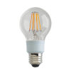 This item: SATCO Clear LED A19 Medium 9 Watt LED Filament Bulb with 2700K 1100 Lumens 80 CRI and 360 Degrees Beam