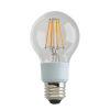 This item: SATCO Clear LED A19 Medium 9 Watt LED Filament Bulb with 3000K 1100 Lumens 80 CRI and 360 Degrees Beam