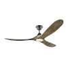 This item: Maverick Aged Pewter 60-Inch LED Ceiling Fan