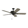 This item: York Aged Pewter 52-Inch Ceiling Fan