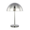 This item: Whare Polished Nickel Two-Light Title 24 Hammered Table Lamp