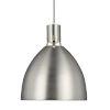 This item: Brynne Satin Nickel 17-Inch LED Pendant