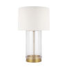 This item: Garrett Burnished Brass 31-Inch LED Table Lamp