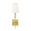 This item: Beckham Classic Burnished Brass Five-Inch One-Light Bath Vanity
