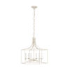 This item: Bantry House Blush Six-Light Title 24 Chandelier