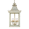 This item: Finley Vintage Sage Four-Light Pendant